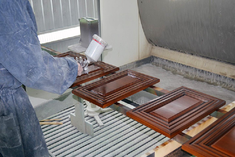 Производство деревянных фасадов