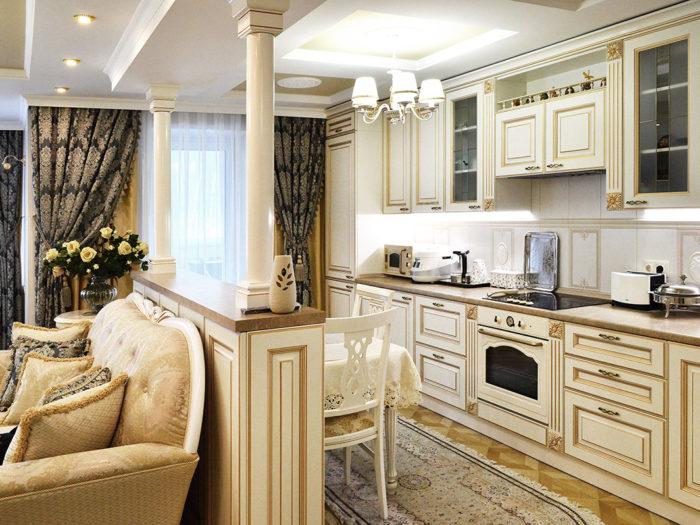 Кухня Леди