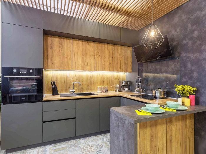 Кухня Альфа