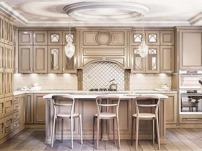 Кухня Листелло originale