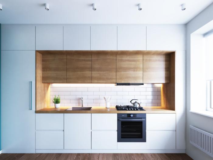Кухня Астон 3