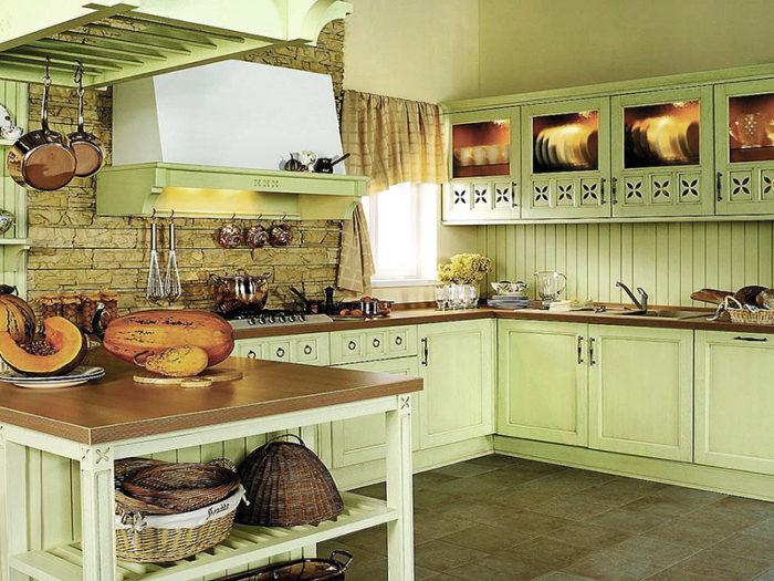 Кухня Прованс Classic