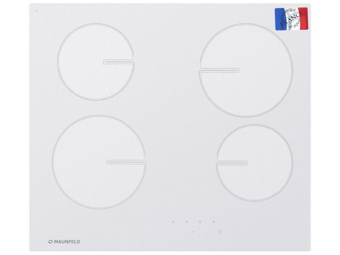 Стеклокерамическая панель MAUNFELD MVCE59.4HL.SZ-WH белый