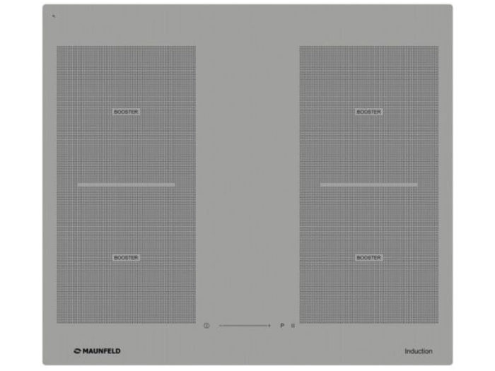Индукционная панель MAUNFELD MVI59.2FL-GR серый