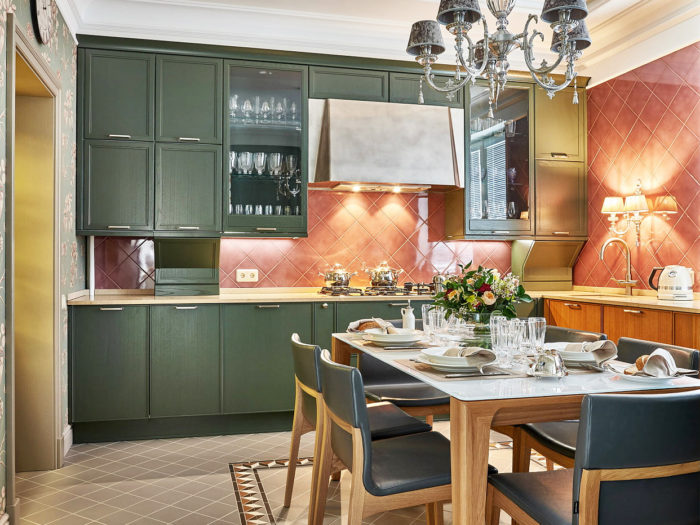 Кухня Милан