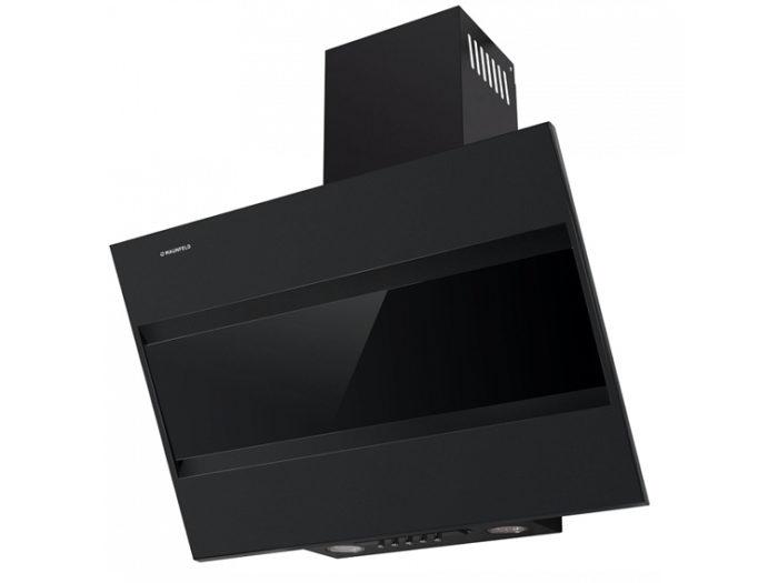 Кухонная вытяжка MAUNFELD BRIDGE 50 черный/черное стекло