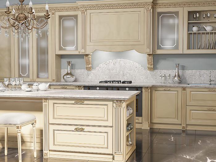 Кухня Леди Luxary