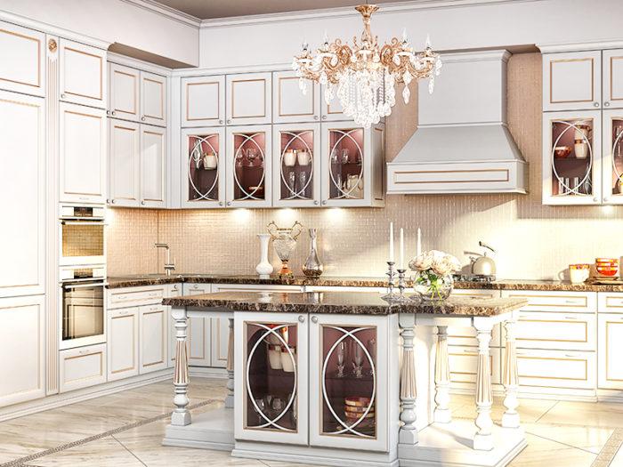 Кухня Солярия classic