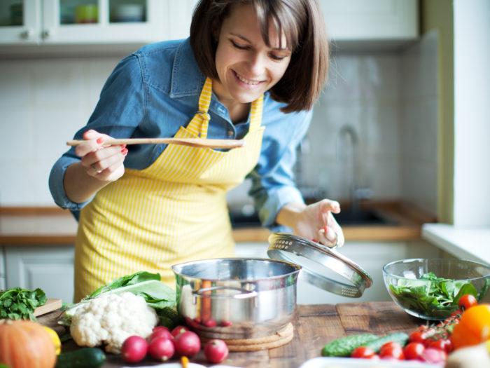 Кухня Римми