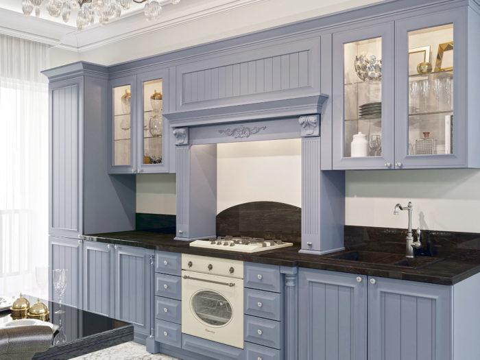 Кухня Блекберри